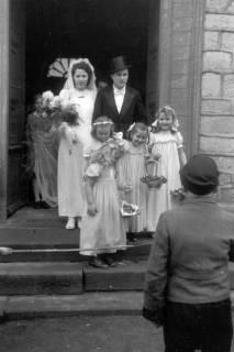 ARH NL Dierssen 0217/0004, Hochzeit, 1949