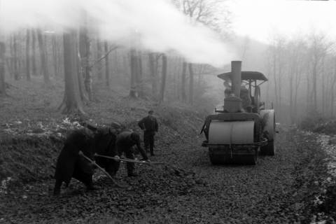 ARH NL Dierssen 0217/0011, Straßenbau, 1949