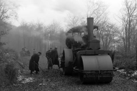 ARH NL Dierssen 0217/0013, Straßenbau, 1949
