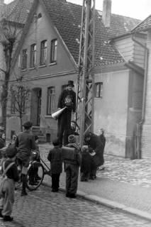 ARH NL Dierssen 0219/0009, Riese für Schuhcreme- Reklame (Nignon), 1949