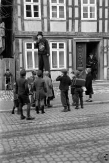 ARH NL Dierssen 0219/0010, Riese für Schuhcreme- Reklame (Nignon), 1949