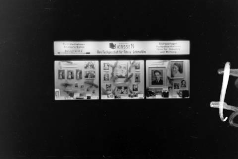 ARH NL Dierssen 0219/0011, Schaukasten Gerhard Dierssen, 1949