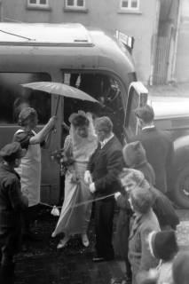 ARH NL Dierssen 0219/0012, Hochzeit Steiger, 1949