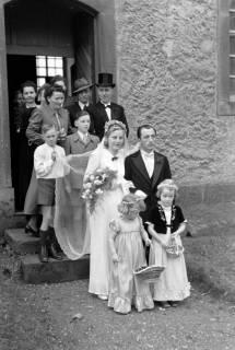 ARH NL Dierssen 0221/0001, Hochzeit, 1949