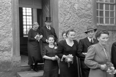 ARH NL Dierssen 0221/0003, Hochzeit, 1949