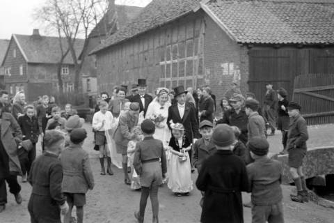 ARH NL Dierssen 0221/0005, Hochzeit, 1949