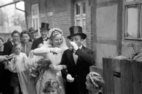 ARH NL Dierssen 0221/0010, Hochzeit, 1949