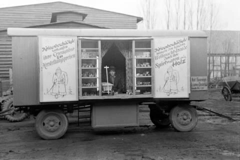 ARH NL Dierssen 0223/0012, Weihnachtsverkaufswagen Casala, 1949