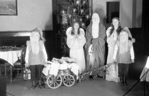 ARH NL Dierssen 1001/0002, Weihnachstfeier Gesangsverein, 1949