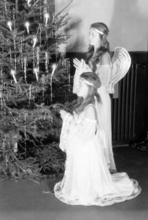 ARH NL Dierssen 1001/0003, Weihnachstfeier Gesangsverein, 1949