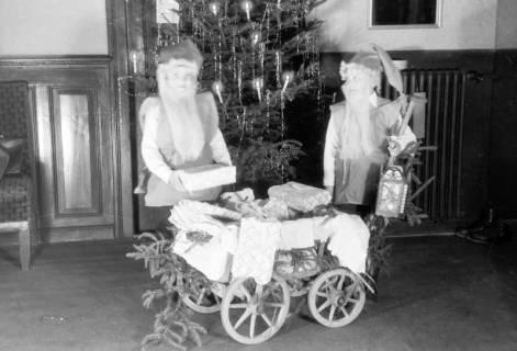 ARH NL Dierssen 1001/0004, Weihnachstfeier Gesangsverein, 1949