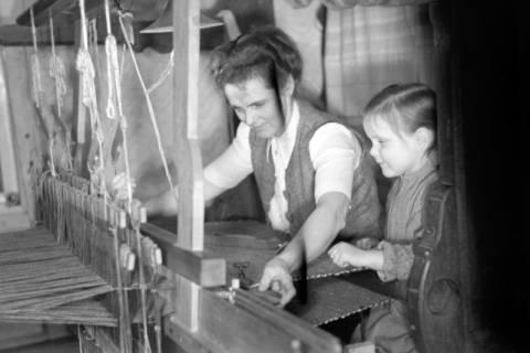 ARH NL Dierssen 1001/0021, Weberei, 1950