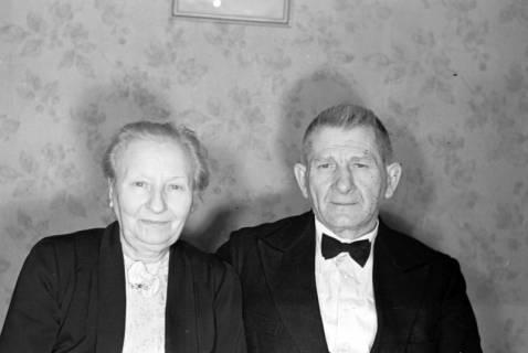 ARH NL Dierssen 1003/0015, Hochzeit Fode, 1950