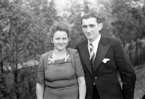 ARH NL Dierssen 1005/0013, Hochzeit Petonski (Scheloske), 1950