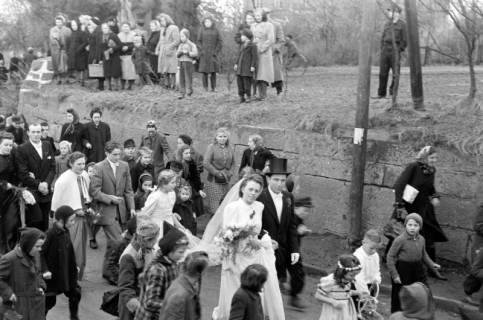 ARH NL Dierssen 1006/0009, Hochzeit Scheunert, 1950