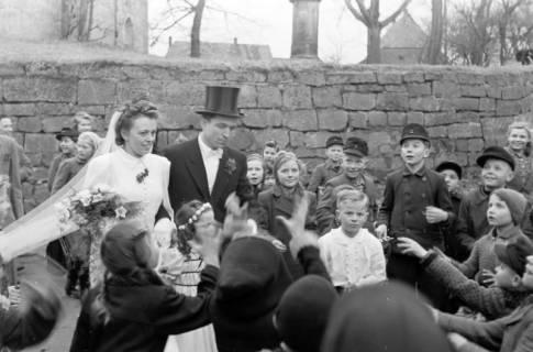 ARH NL Dierssen 1006/0010, Hochzeit Scheunert, 1950