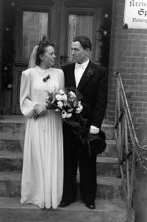 ARH NL Dierssen 1006/0011, Hochzeit Scheunert, 1950