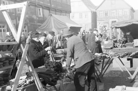 ARH NL Dierssen 1007/0020, Frühjahrsmarkt, 1950