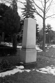 ARH NL Dierssen 1008/0006, Springer Friedhof - Grabstein, 1950