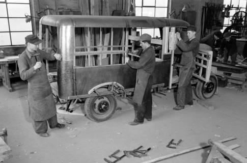 ARH NL Dierssen 1009/0011, Arve Fahrzeugbau - Produktion, 1950