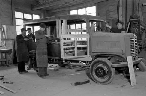 ARH NL Dierssen 1009/0012, Arve Fahrzeugbau - Produktion, 1950
