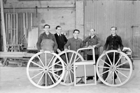 ARH NL Dierssen 1012/0004, Arve Fahrzeugbau, 1950