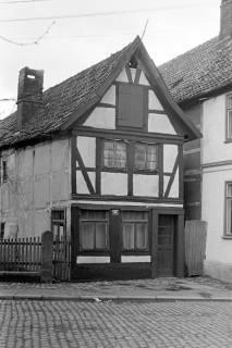 ARH NL Dierssen 1014/0009, Konfirmation Volk - Gebäudeaufnahme, 1950