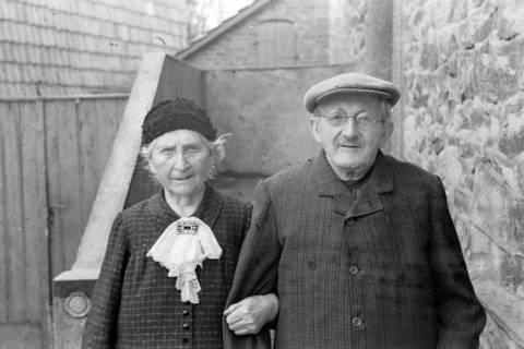 ARH NL Dierssen 1015/0032, Ehepaar Adam (Diamantene Hochzeit), 1950