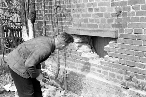 ARH NL Dierssen 1017/0015, Einbruch bei einem Uhrmacher, 1950