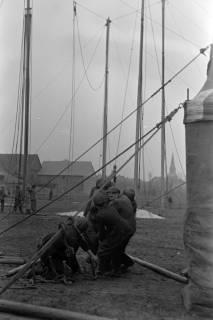 ARH NL Dierssen 1020/0004, Zirkus Althoff, 1950