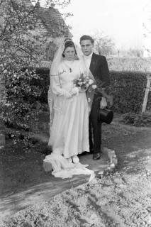 ARH NL Dierssen 1021/0002, Hochzeit Gerasch, 1950