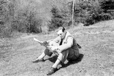 ARH NL Dierssen 1021/0007, Gerhard Dierssen am Ebersberg (Deister), 1950