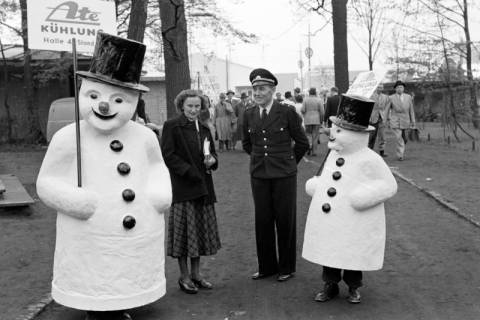 ARH NL Dierssen 1021/0014, Industriemesse Hannover, 1950