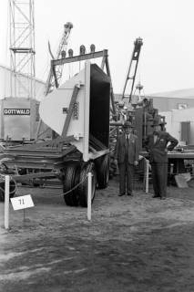 ARH NL Dierssen 1021/0017, Cobolt auf der Industriemesse Hannover, 1950