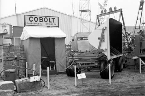 ARH NL Dierssen 1021/0018, Cobolt auf der Industriemesse Hannover, 1950