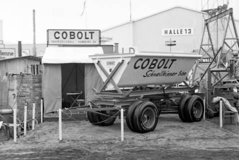ARH NL Dierssen 1021/0020, Cobolt auf der Industriemesse Hannover, 1950