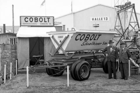ARH NL Dierssen 1022/0001, Cobolt auf der Industriemesse Hannover, 1950