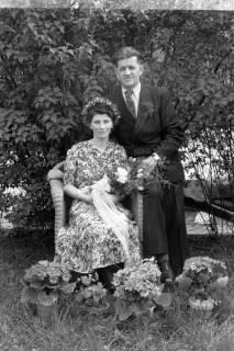 ARH NL Dierssen 1022/0003, Hochzeit Kuckuk, 1950