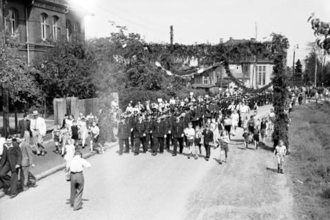 ARH NL Dierssen 1027/0023, Feuerwehrfest, 1950