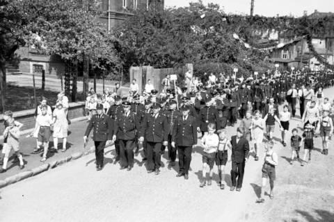 ARH NL Dierssen 1027/0024, Feuerwehrfest, 1950