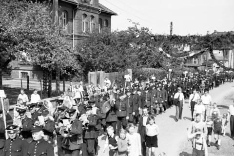ARH NL Dierssen 1027/0025, Feuerwehrfest, 1950