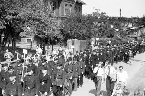 ARH NL Dierssen 1027/0026, Feuerwehrfest, 1950