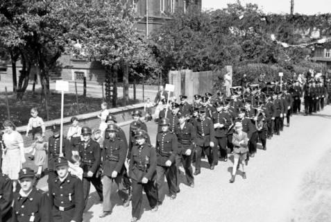 ARH NL Dierssen 1027/0028, Feuerwehrfest, 1950