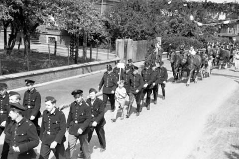 ARH NL Dierssen 1027/0031, Feuerwehrfest, 1950