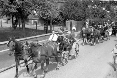 ARH NL Dierssen 1027/0032, Feuerwehrfest, 1950