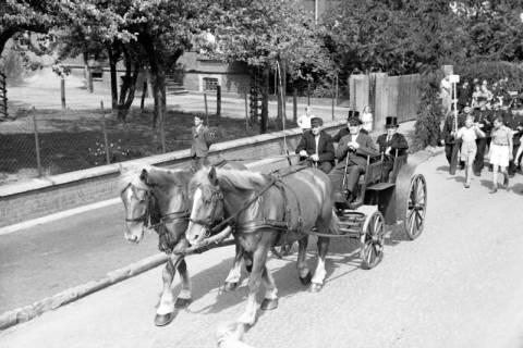 ARH NL Dierssen 1028/0001, Feuerwehrfest, 1950