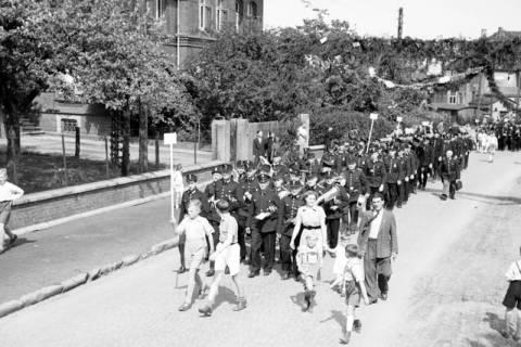 ARH NL Dierssen 1028/0002, Feuerwehrfest, 1950