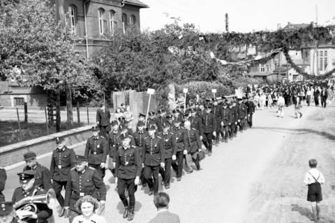 ARH NL Dierssen 1028/0003, Feuerwehrfest, 1950