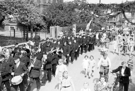 ARH NL Dierssen 1028/0006, Feuerwehrfest, 1950