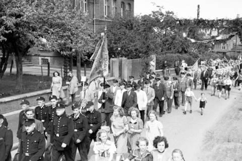 ARH NL Dierssen 1028/0007, Feuerwehrfest, 1950